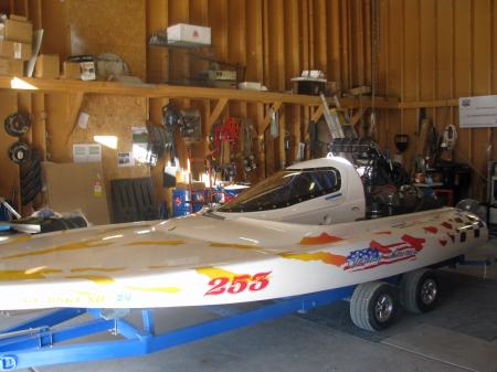 The latest photo of our new Rogers Dragstar.